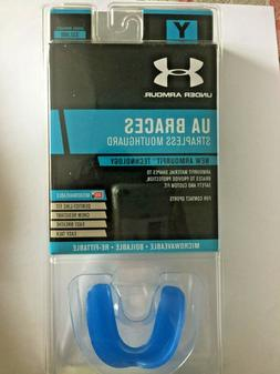 UNDER ARMOUR YOUTH MOUTHGUARD BRACES FREE SHIPPING FOOTBALL